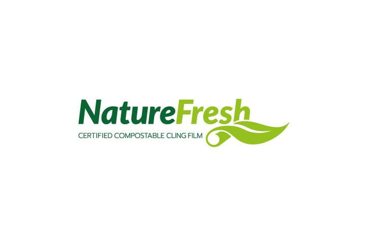 NATURE FRESH primer film extensible COMPOSTABLE